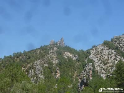 Hoz del Río Escabas-Serranía de Cuenca;el paseo el escorial parque natural hayedo de tejera viajes
